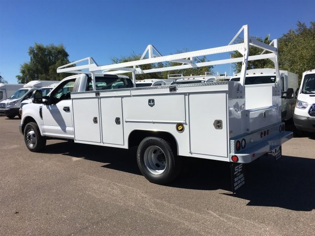 2017 F-350 Regular Cab DRW, Scelzi Service Body #HEB86852 - photo 4