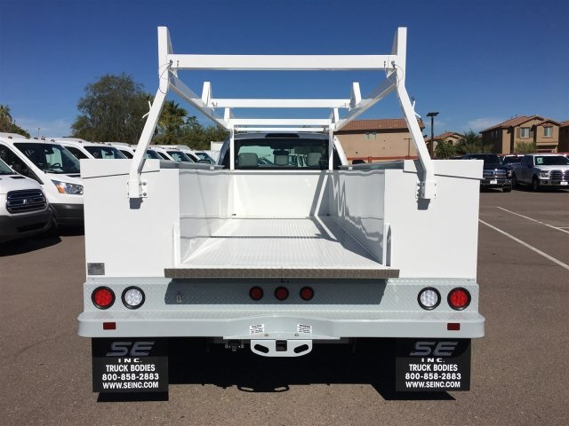 2017 F-350 Regular Cab DRW, Scelzi Service Body #HEB86852 - photo 5
