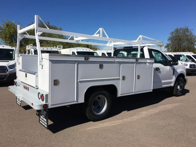 2017 F-350 Regular Cab DRW, Scelzi Service Body #HEB86852 - photo 2
