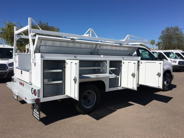 2017 F-350 Regular Cab DRW, Scelzi Signature Service Service Body #HEB86852 - photo 6
