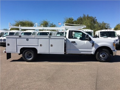 2017 F-350 Regular Cab DRW, Scelzi Signature Service Service Body #HEB86852 - photo 13