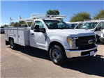 2017 F-350 Regular Cab DRW, Scelzi Signature Service Service Body #HEB86852 - photo 1