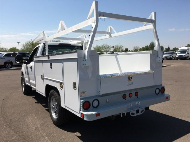 2017 F-350 Regular Cab, Scelzi Service Body #HEC25194 - photo 3