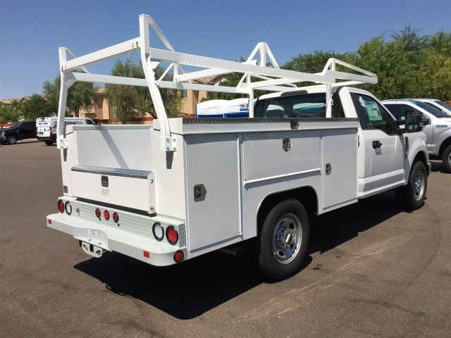 2017 F-350 Regular Cab, Scelzi Service Body #HEC25194 - photo 2