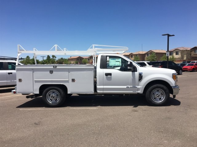 2017 F-350 Regular Cab, Scelzi Service Body #HED46706 - photo 12