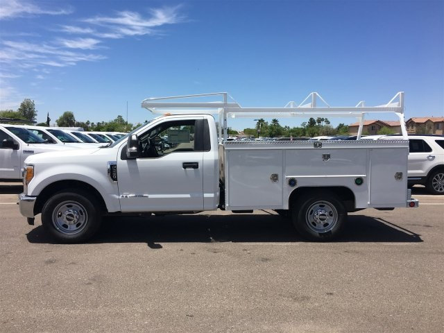 2017 F-350 Regular Cab, Scelzi Service Body #HED46706 - photo 3