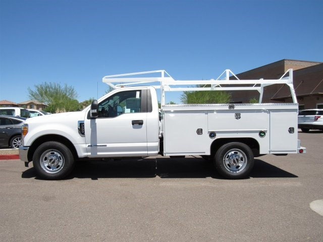 2017 F-350 Regular Cab, Scelzi Service Body #HED46707 - photo 3