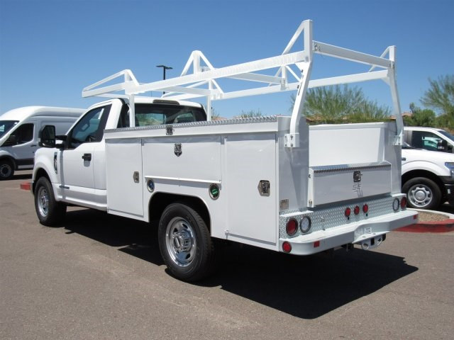 2017 F-350 Regular Cab, Scelzi Service Body #HED46707 - photo 4