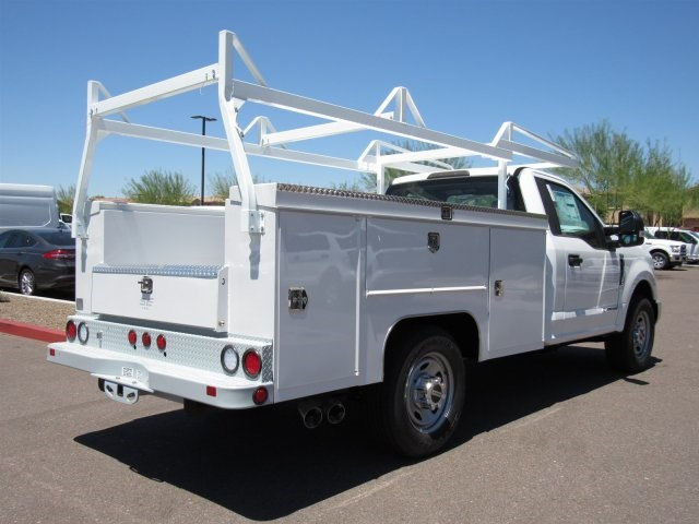 2017 F-350 Regular Cab, Scelzi Service Body #HED46707 - photo 2