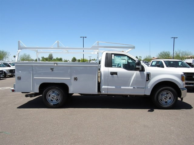 2017 F-350 Regular Cab, Scelzi Service Body #HED46707 - photo 5