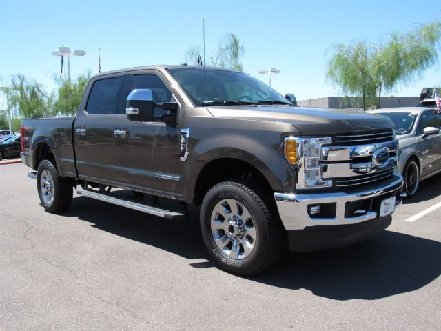 2017 F-250 Crew Cab 4x4, Pickup #HED51529 - photo 1