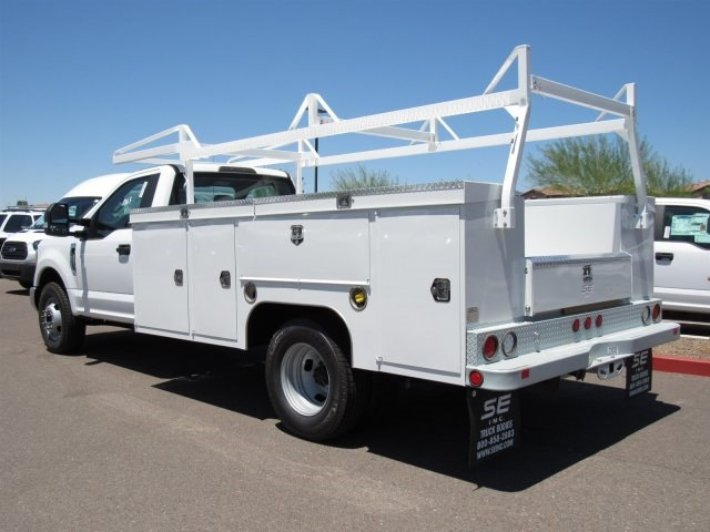 2017 F-350 Regular Cab DRW, Scelzi Service Body #HED87905 - photo 4