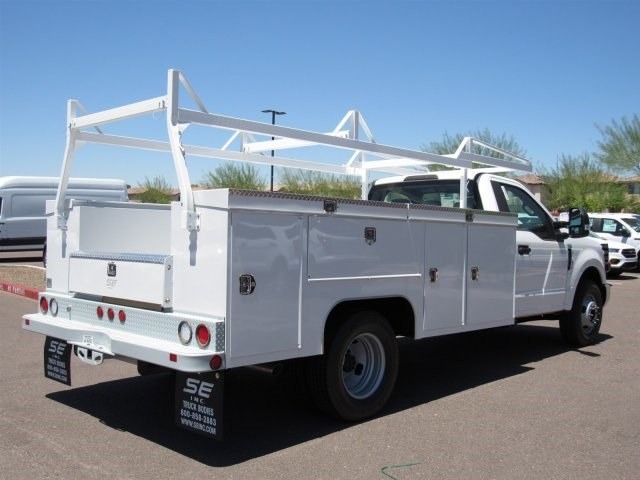 2017 F-350 Regular Cab DRW, Scelzi Service Body #HED87905 - photo 2