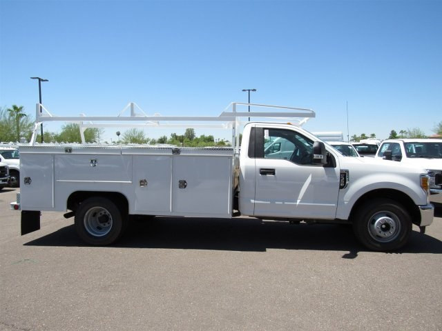 2017 F-350 Regular Cab DRW, Scelzi Service Body #HED87905 - photo 6