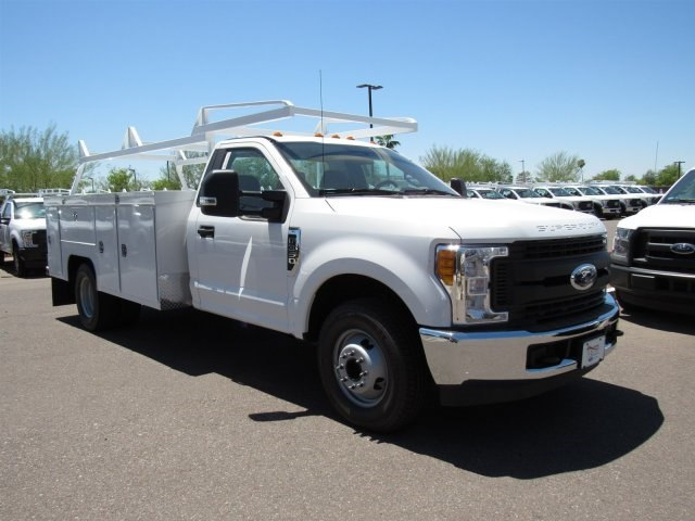 2017 F-350 Regular Cab DRW, Scelzi Service Body #HED87905 - photo 1