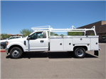 2017 F-350 Regular Cab DRW, Scelzi Service Body #HED87905 - photo 3