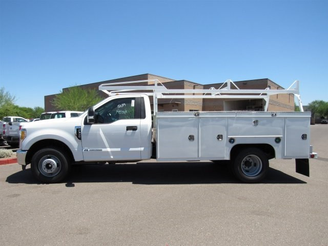 2017 F-350 Regular Cab DRW, Scelzi Service Body #HED87907 - photo 3