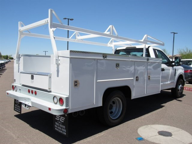 2017 F-350 Regular Cab DRW, Scelzi Service Body #HED87907 - photo 2