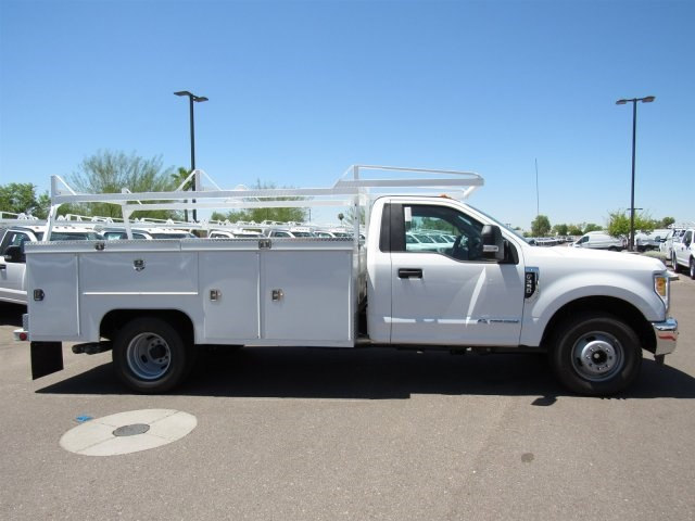 2017 F-350 Regular Cab DRW, Scelzi Service Body #HED87907 - photo 5
