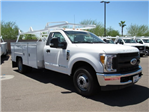 2017 F-350 Regular Cab DRW, Scelzi Service Body #HED87907 - photo 1