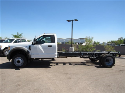 2017 F-550 Regular Cab DRW, Cab Chassis #HED87911 - photo 3