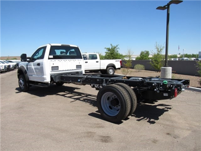 2017 F-550 Regular Cab DRW, Cab Chassis #HED87911 - photo 4