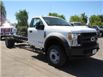 2017 F-550 Regular Cab DRW, Cab Chassis #HED87911 - photo 1