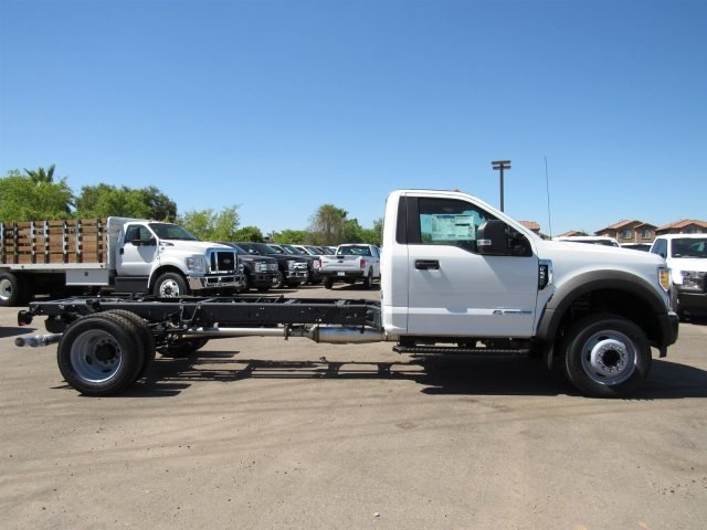 2017 F-550 Regular Cab DRW, Cab Chassis #HED87913 - photo 5