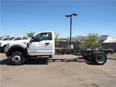2017 F-550 Regular Cab DRW, Cab Chassis #HED87913 - photo 3