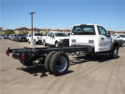 2017 F-550 Regular Cab DRW, Cab Chassis #HED87913 - photo 2