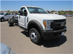 2017 F-550 Regular Cab DRW, Cab Chassis #HED87914 - photo 1