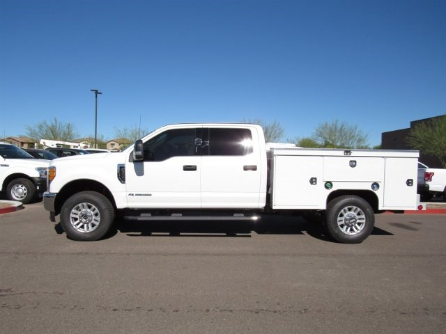 2017 F-350 Crew Cab 4x4 Service Body #HED93127 - photo 3
