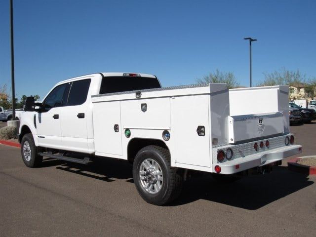 2017 F-350 Crew Cab 4x4 Service Body #HED93127 - photo 4