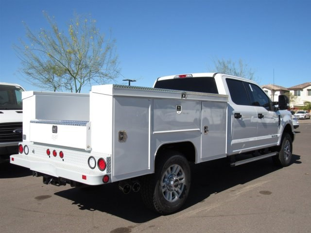 2017 F-350 Crew Cab 4x4 Service Body #HED93127 - photo 2