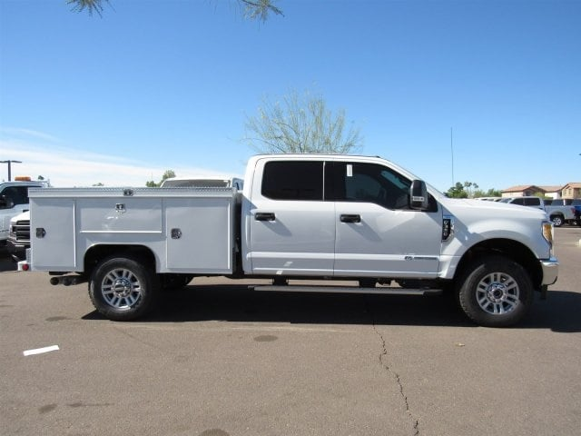 2017 F-350 Crew Cab 4x4 Service Body #HED93127 - photo 5