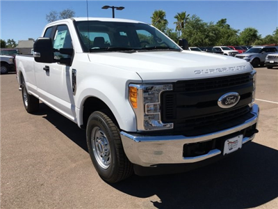 2017 F-250 Super Cab, Pickup #HEE06532 - photo 1