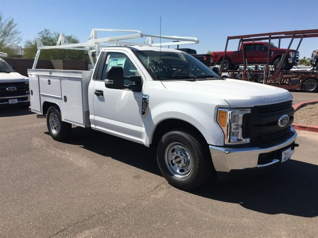 2017 F-250 Regular Cab, Scelzi Service Body #HEE59247 - photo 1