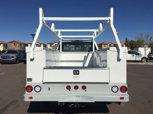 2017 F-250 Regular Cab, Scelzi Signature Service Service Body #HEE59248 - photo 8