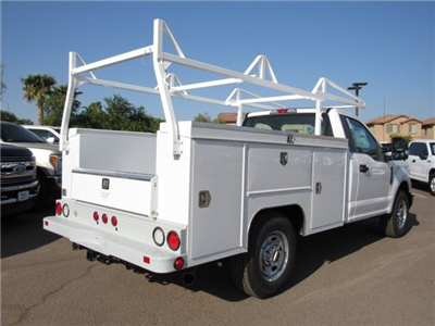 2017 F-250 Regular Cab 4x2,  Scelzi Signature Service Service Body #HEF40804 - photo 2
