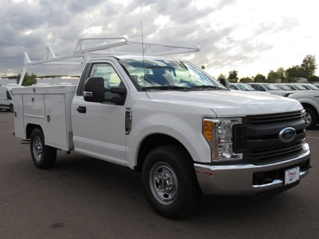 2017 F-250 Regular Cab, Scelzi Signature Service Service Body #HEF40805 - photo 1