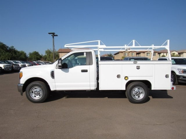 2017 F-250 Regular Cab 4x2,  Scelzi Signature Service Service Body #HEF40808 - photo 3