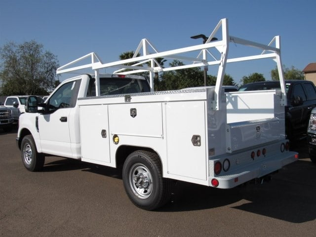 2017 F-250 Regular Cab 4x2,  Scelzi Signature Service Service Body #HEF40808 - photo 4