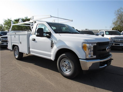2017 F-250 Regular Cab 4x2,  Scelzi Signature Service Service Body #HEF40808 - photo 1