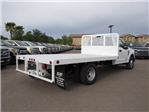 2017 F-350 Regular Cab DRW 4x2,  Scelzi Western Flatbed Platform Body #HEF40815 - photo 2