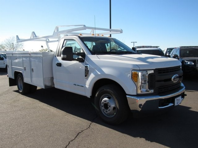 2017 F-350 Regular Cab DRW, Scelzi Signature Service Service Body #HEF40818 - photo 1