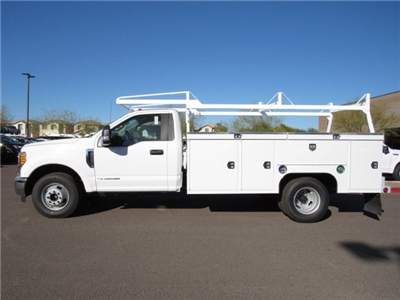 2017 F-350 Regular Cab DRW, Scelzi Signature Service Service Body #HEF40818 - photo 4