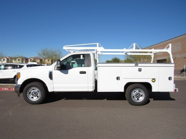 2017 F-350 Regular Cab 4x2,  Scelzi Signature Service Service Body #HEF50462 - photo 3