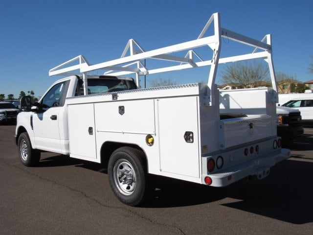 2017 F-350 Regular Cab 4x2,  Scelzi Signature Service Service Body #HEF50462 - photo 4