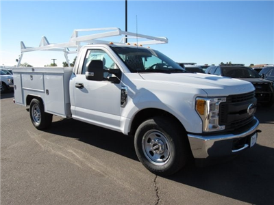 2017 F-350 Regular Cab 4x2,  Scelzi Signature Service Service Body #HEF50462 - photo 1