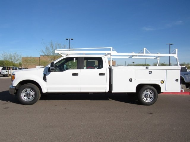 2017 F-350 Crew Cab, Scelzi Signature Service Service Body #HEF50496 - photo 3